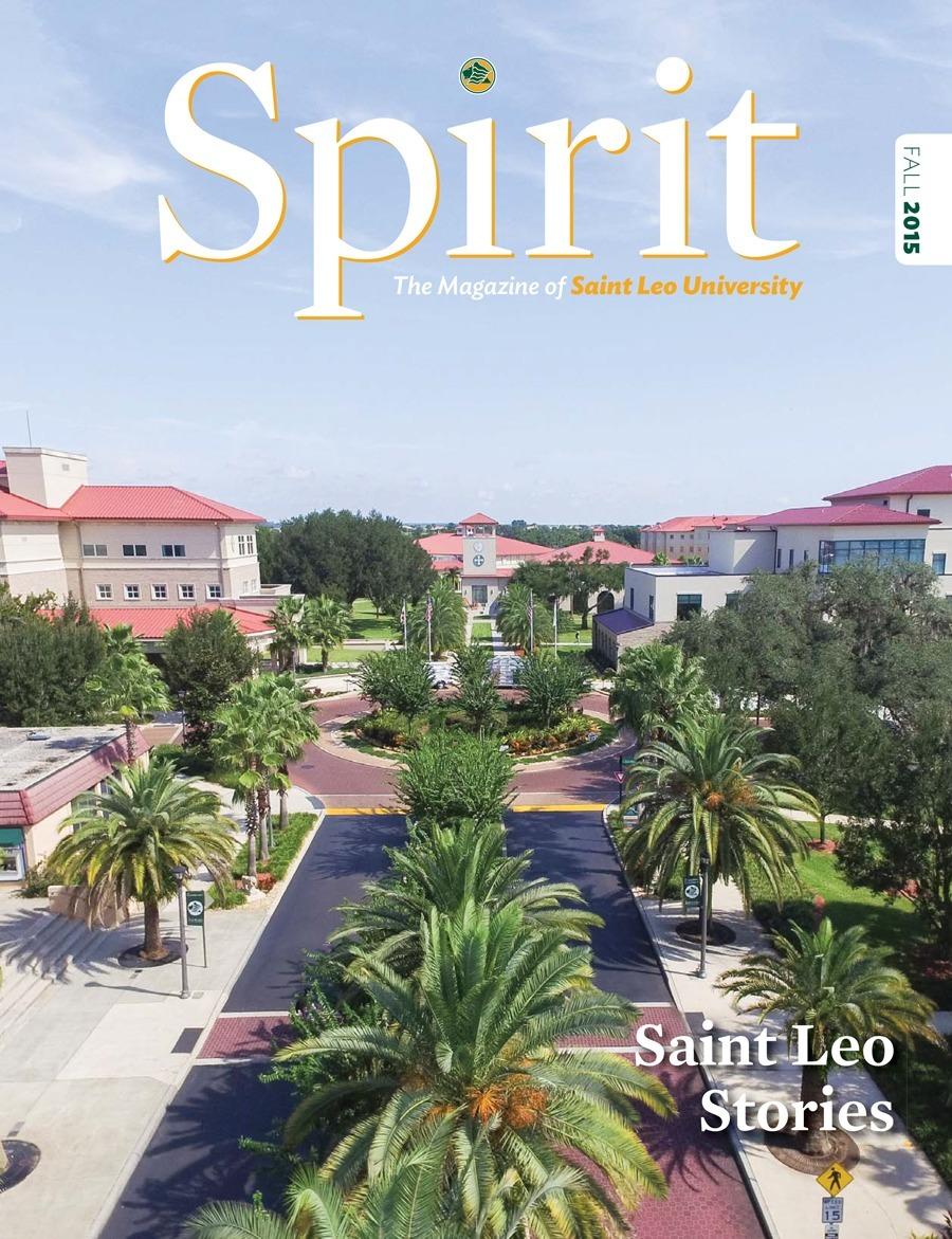 Spirit Magazine | Fall 2015 ad