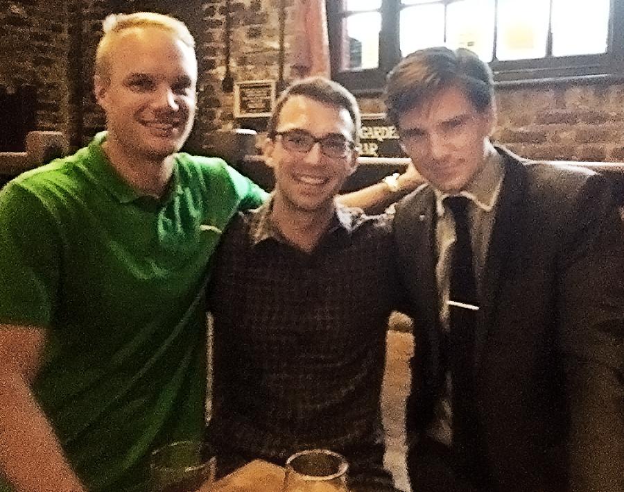Luedke, Stefanek, and Angesjo