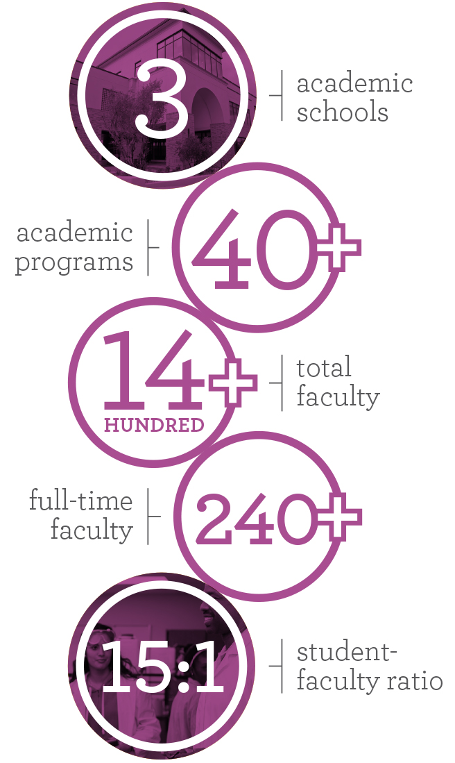 Academic Excellence infographic