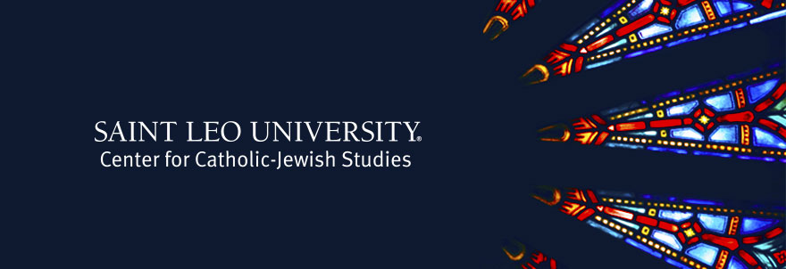 Center for Catholic-Jewish Studies banner