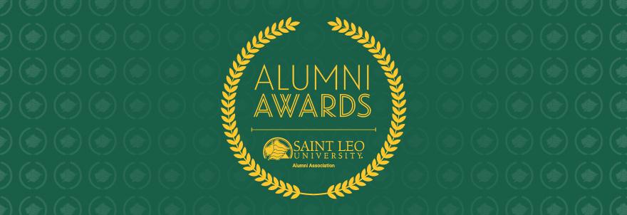 Alumni Recognition banner