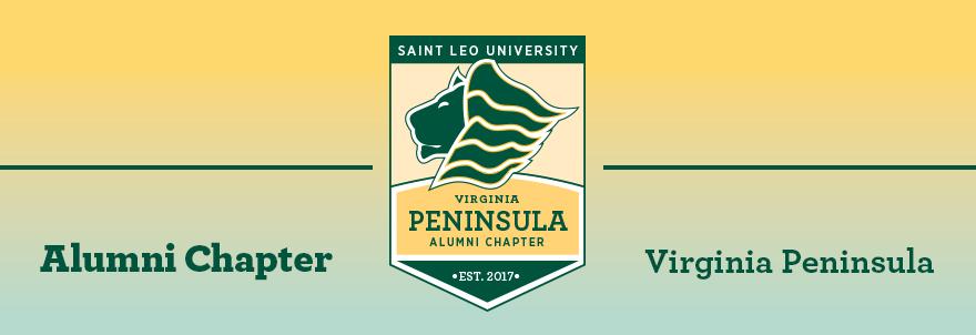 Virginia Peninsula Alumni Chapter banner