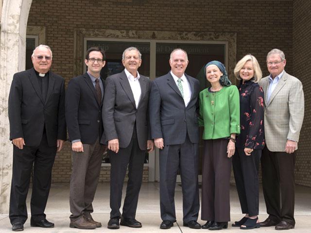 Cohn-Whiting Endowment for Catholic-Jewish Studies group