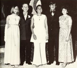 1970 class officers