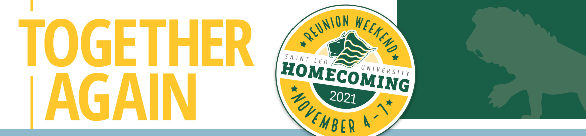 Homecoming 2021 banner
