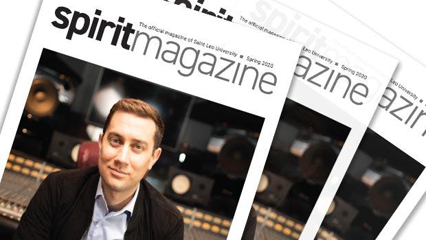 Spirit Magazine is Here