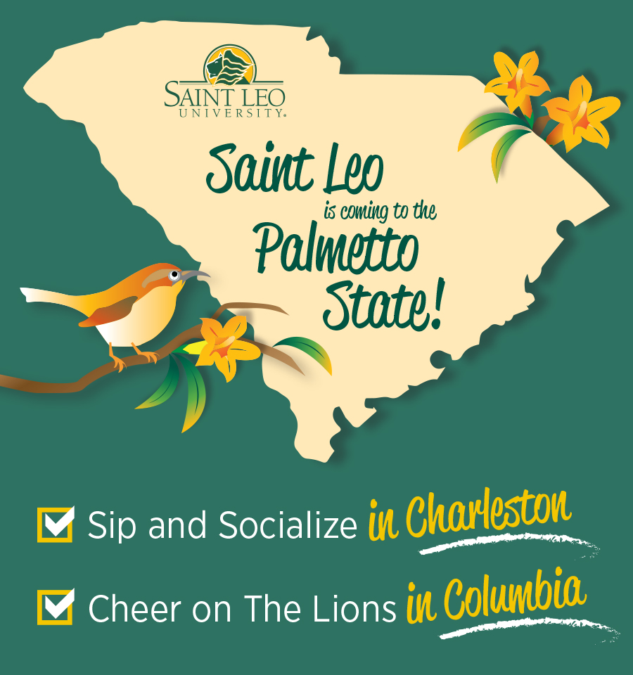 South Carolina events ad