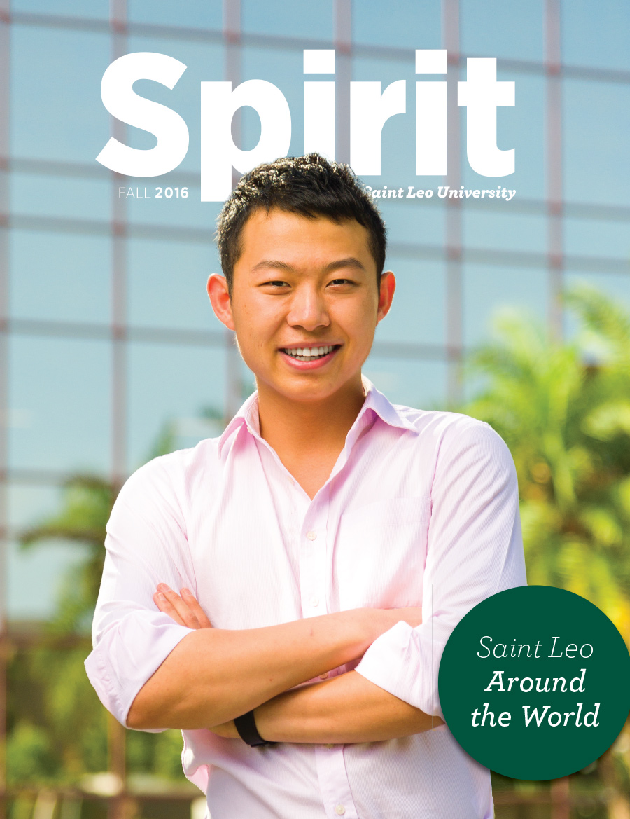 Spirit Fall 2016 ad