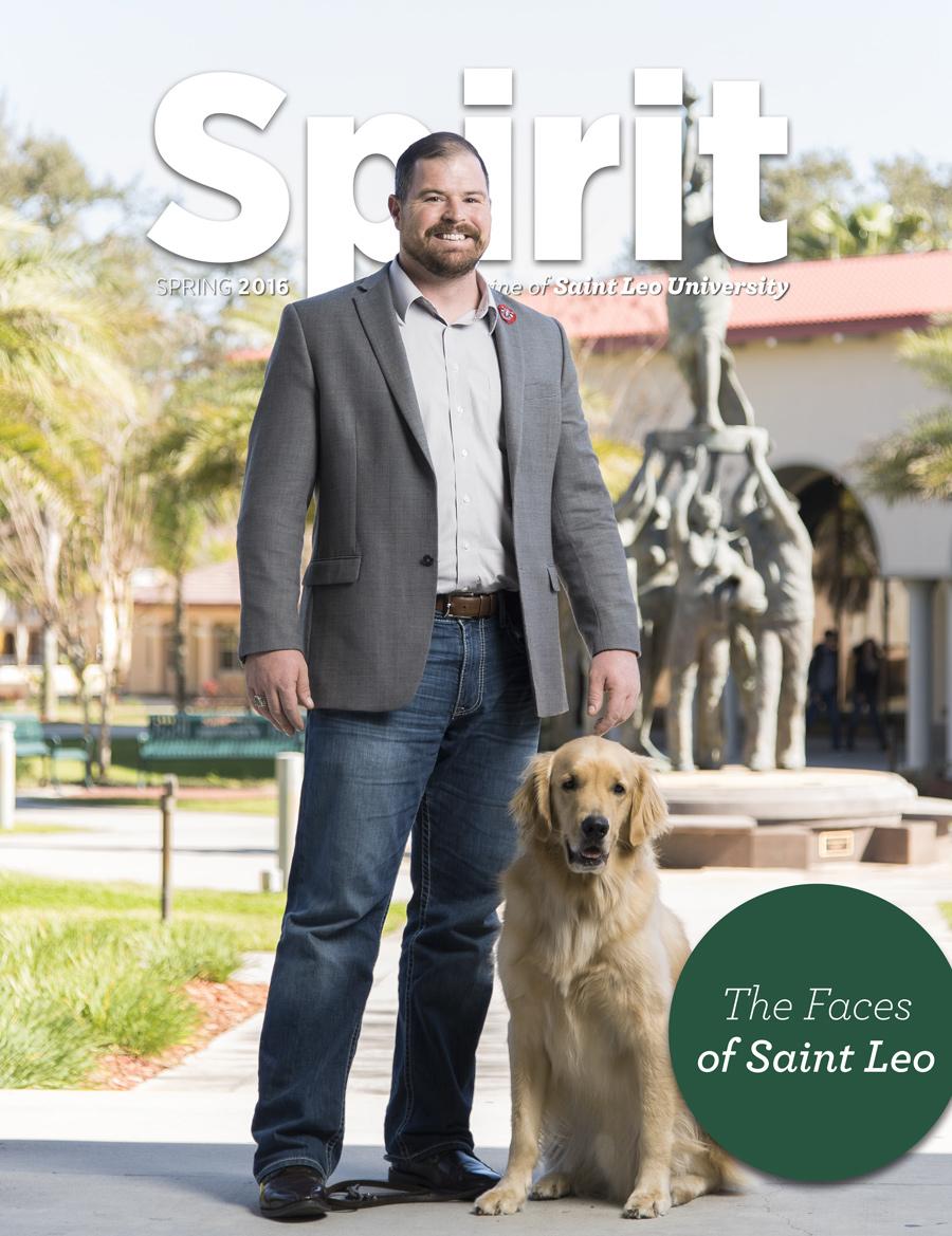 Spirit Magazine | Spring 2016 ad